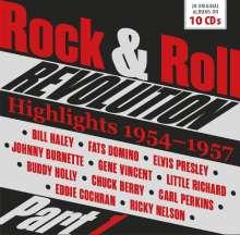 Rock & Roll Revolution: Highlights 1954 - 1957 (Part 1), 10 CDs