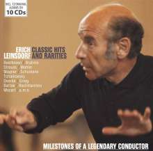 Erich Leinsdorf - Milestones of a Legendary Conductor, 10 CDs