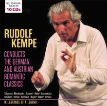 Rudolf Kempe - Milestones of a Legend, 10 CDs