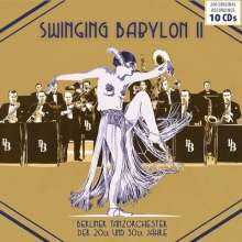 Swinging Babylon II, 10 CDs