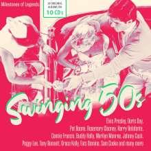 Swinging 50s, 10 CDs