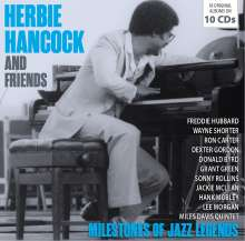 Herbie Hancock (geb. 1940): Herbie Hancock & Friends, 10 CDs