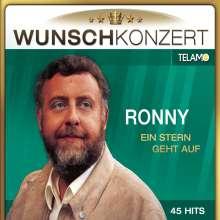 Ronny: Wunschkonzert: Ein Stern geht auf, 3 CDs
