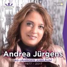 Andrea Jürgens: 40 Jahre - Die Andrea Jürgens Collection (Boxset), 18 CDs