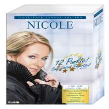 Nicole: 12 Punkte (Limited-Fan-Box), 2 CDs