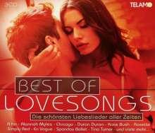 Best Of Lovesongs: Die schönsten Liebeslieder aller Zeiten, 3 CDs