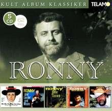 Ronny: Kult Album Klassiker, 5 CDs