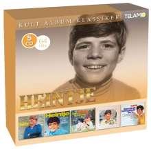 Hein Simons (Heintje): Kult Album Klassiker, 5 CDs