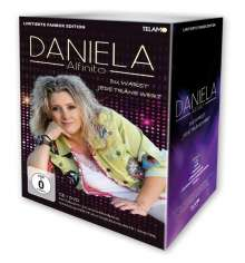 Daniela Alfinito: Du warst jede Träne wert (Fanbox), CD