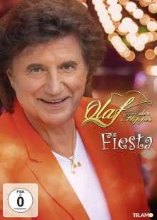 Olaf Der Flipper (Olaf Malolepski): Fiesta (limitierte Fanbox), 1 CD, 1 DVD und 1 Merchandise