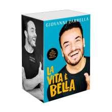Giovanni Zarrella: La Vita É Bella (Limited Fanbox), 1 CD und 3 Merchandise