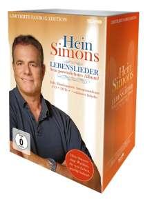 Hein Simons (Heintje): Lebenslieder (Limitierte Fanbox), 4 CDs