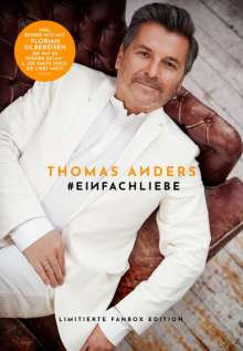 Thomas Anders: Einfach Liebe (Limited Fanbox), CD