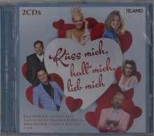 Küss mich, halt mich, lieb mich, 2 CDs