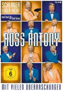 Ross Antony: Schlager lügen nicht - mal laut & mal leise (Limited Fan Box), 5 CDs