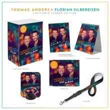 Thomas Anders & Florian Silbereisen: Das Album (Limited Fanbox Edition), 1 CD und 1 Merchandise