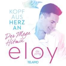 Eloy de Jong: Kopf aus - Herz an: Der Mega Hitmix, CD