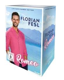 Florian Fesl: Romeo (Ltd.Fanbox Edition), 1 CD und 1 DVD