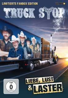 Truck Stop: Liebe, Lust & Laster (Limited Fanbox Edition), CD