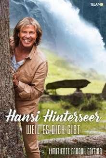 Hansi Hinterseer: Weil es dich gibt (limitierte Fanbox), CD
