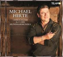 Michael Hirte: Liebesgrüße auf der Mundharmonika, CD