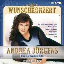 Andrea Jürgens: Wunschkonzert (Exklusiv Edition), 3 CDs