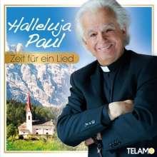 Halleluja Paul: Zeit für ein Lied, CD