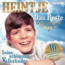 Hein Simons (Heintje): Das Beste, CD