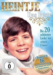 Hein Simons (Heintje): Das Beste, 2 DVDs