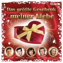 Das größte Geschenk meiner Liebe, CD