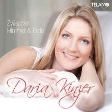 Daria Kinzer: Zwischen Himmel und Erde, CD