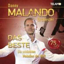 Danny Malando: Das Beste - Die schönsten Melodien der Welt, 2 CDs