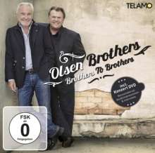 Olsen Brothers: Brothers To Brothers (CD + DVD), CD