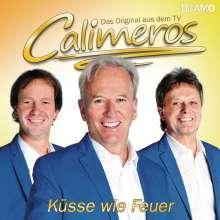 Calimeros: Küsse wie Feuer, CD