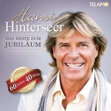 Hansi Hinterseer: Das Beste zum Jubiläum - 60 Jahre, 2 CDs