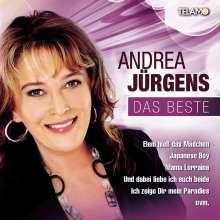 Andrea Jürgens: Das Beste, 2 CDs