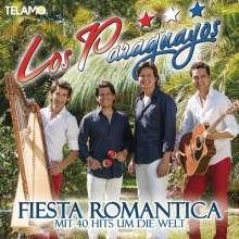 Los Paraguayos: Fiesta Romantica: Mit 40 Hits um die Welt, 2 CDs