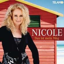 Nicole: Das ist mein Weg, CD