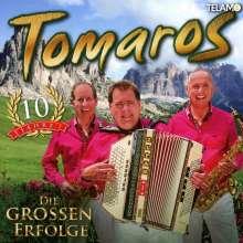 Tomaros: 10 Jahre Tomaros: Die großen Erfolge, 2 CDs