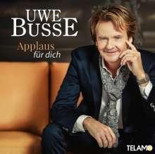 Uwe Busse: Applaus für dich, CD