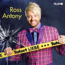 Ross Antony: Tatort Liebe, CD