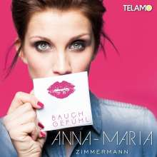 Anna-Maria Zimmermann: Bauchgefühl, CD