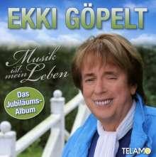 Ekki Göpelt: Musik ist mein Leben, CD