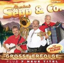 Alpenland Sepp & Co.: Große Erfolge, CD