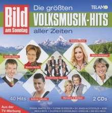 Bild am Sonntag: Die größten Volksmusik-Hits aller Zeiten, 2 CDs