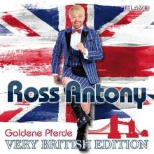 Ross Antony: Goldene Pferde (Very British Edition), 2 CDs