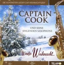 Captain Cook und seine singenden Saxophone: Weiße Weihnacht..., CD