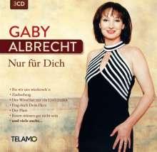 Gaby Albrecht: Nur für dich, 3 CDs