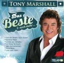 Tony Marshall: Das Beste und noch mehr..., CD