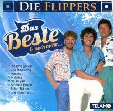 Die Flippers: Das Beste und noch mehr, CD